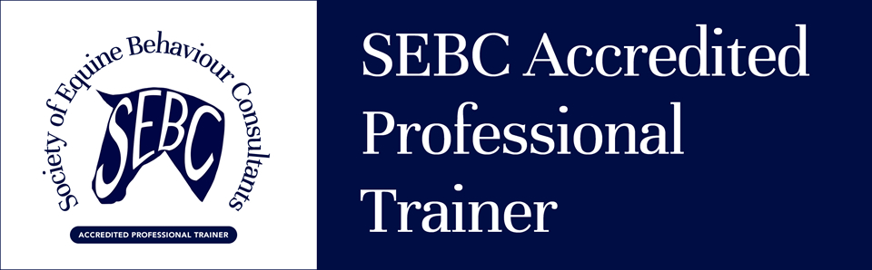 SEBC Professional Accredited Trainer